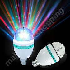 Disco Light Bulb Rotating Led Disco Light Bulb 499 Buy Disco Lights Online
