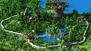 forest city minecraft