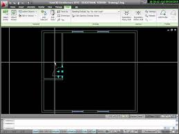 Autocad Architecture Floor Plan Intro To Floor Plans W Autocad Architecture No Music Youtube
