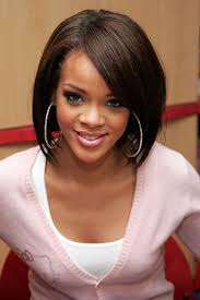 mid length thin hairstyles for black women medium length