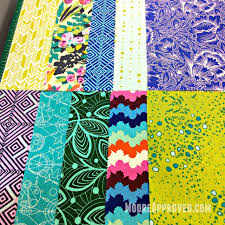 Amy Butler Home Decor Fabric New Quilt In Progress Scrappy Hunter U0027s Star U2013 Moore Approved