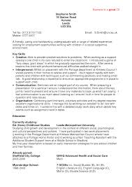 Example Chronological Resume by Successful Resumes Examples Free Resume Example And Writing Download