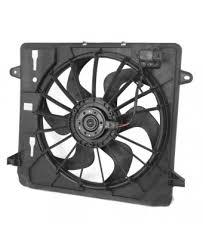 jeep wrangler fan fan cooling drive