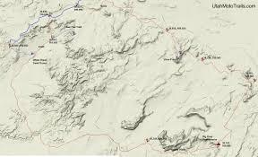 Blm Maps Utah by Utah Moto Trails Dirt Bike And Atv Trails Enduro Loop Dirt Bike