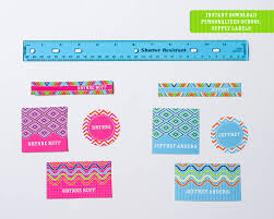 Printable Back To Labels Round Up Freebie Anders
