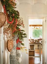 How To Decorate A Banister 50 Unique Fall Staircase Decor Ideas Family Holiday Net Guide To