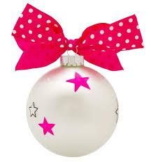 Softball Christmas Ornament - gb062 softball glass ball christmas ornament polarx ornaments