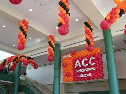 balloon delivery greensboro nc balloon decorations balloon arches drops in raleigh nc