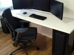 desk computer stand for desk beautiful ergonomic desk setup