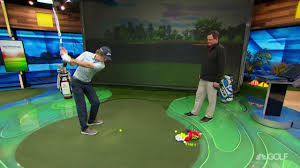 will wilcox tries ace tpc sawgrass no 17 in simulator golf channel