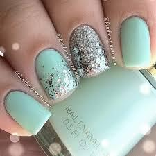 Easy Nail Art Glitter | 70 stunning glitter nail designs glitter nail designs glitter