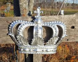 silver crown canopy etsy