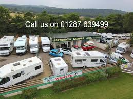motorhomes used camper vans 4 5 berth caravans for sale uk