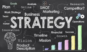 how to go about creating a professional business strategy