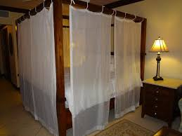 Canopy Curtains Awesome Canopy Bed Curtain Panels With Curtains Walmart Tikspor