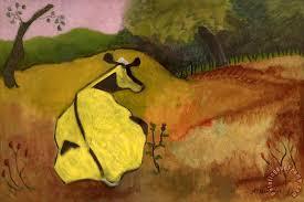 bucolic landscape painting milton avery bucolic landscape art print