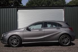 grey mercedes a class used grey mercedes a180 cdi for sale essex