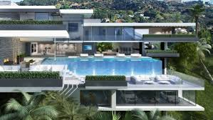 10 Programas Para Projetar A Luxury Ultramodern Mansions On Sunset Plaza Drive In Los Angeles