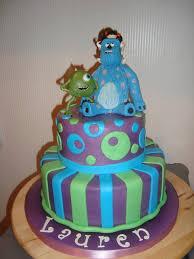 monsters inc birthday cake pin great monsters inc birthday cake on