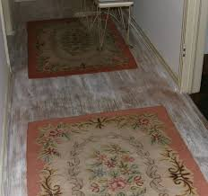 floors limed washed with chalk paint