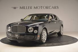 bentley mulsanne black 2016 2016 bentley mulsanne stock 7208 for sale near westport ct ct