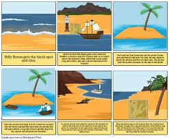 treasure island storyboard by 44jess44