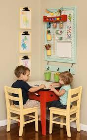 Corner Desk For Kids Room by Best 20 Kids Art Corner Ideas On Pinterest Kids Art Area Kids