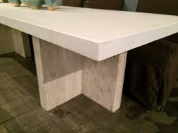 100 crate and barrel dakota dining table seams to fit home