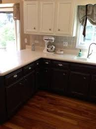 Cabinet Color Kitchen Redo Pinterest Cabinet Refinishing - Kitchen cabinet restoration
