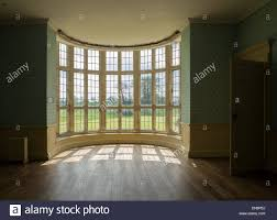 view from a bay window in one of the state rooms at kirby hall a