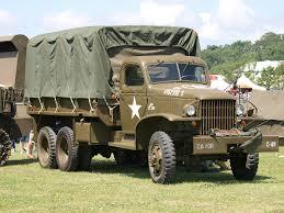 American Ww2 Truck E3275516 Megashorts Flickr