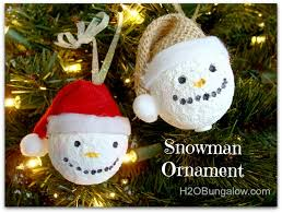 these snowman ornaments fit bill easy make dma homes 39779