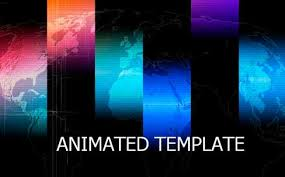 animation powerpoint template powerpoint animated templates free