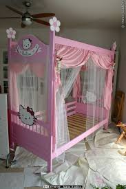 Ikea Bed Canopy by How To Make A Bed Canopy Diy Canopy Sheer Curtains And Canopy