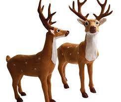 terrific reindeer decorations indoor extraordinary decor