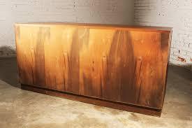4 Door Cabinet Cartwright Honduran Rosewood Book Matched 4 Door Cabinet For