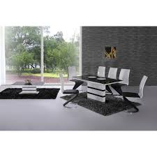 High Gloss Extending Dining Table Home Design 89 Outstanding Extendable Dining Table Sets