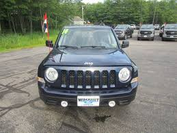 used 2014 jeep patriot sport wiscasset me wiscasset ford