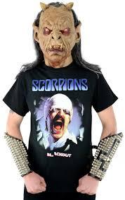 halloween 3 t shirt scorpions blackout t shirt