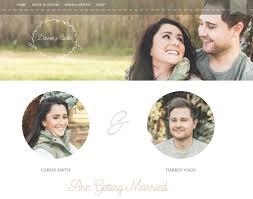 Wedding Websites Wedding Website U2013 Jolandie U0027s Photography