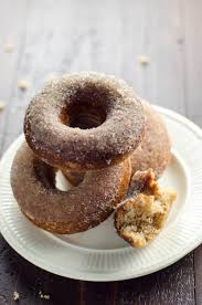 easy baked apple cider donuts with whole wheat flour umami