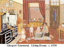 the livingroom glasgow 30 best glasgow tenement living images on glasgow