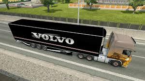 2016 volvo semi truck semi trailer volvo for euro truck simulator 2