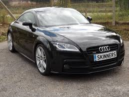 used audi tt cars for sale motors co uk