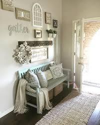 modern country decor modern farmhouse decor fall decor entry way