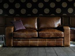 Antique Living Room Furniture by Vintage Square Leather Sofa For The Home Pinterest Leather