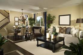 paint colors for living room with dark wood floors modern with