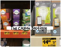 febreze candle on clearance for 1 at home depot reg price 5 47