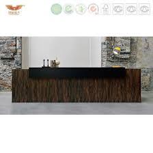 custom made reception desk china custom made unique modern cheap office wood reception desk
