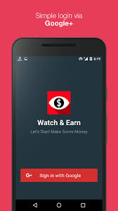 watch u0026 earn earn real money android apps on google play